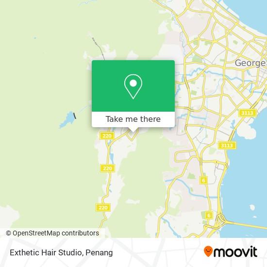 Exthetic Hair Studio地图