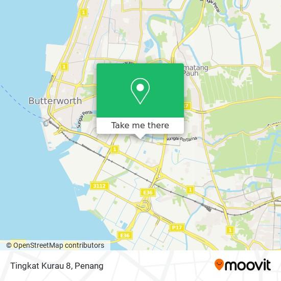 Tingkat Kurau 8地图