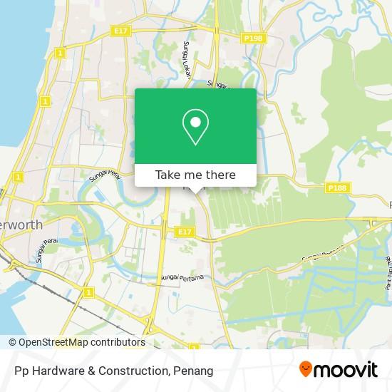 Pp Hardware & Construction地图