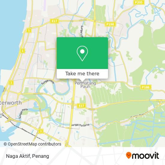 Naga Aktif map