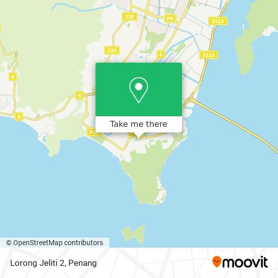 Lorong Jeliti 2 map