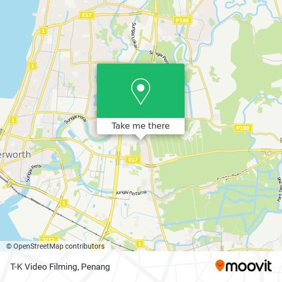T-K Video Filming地图