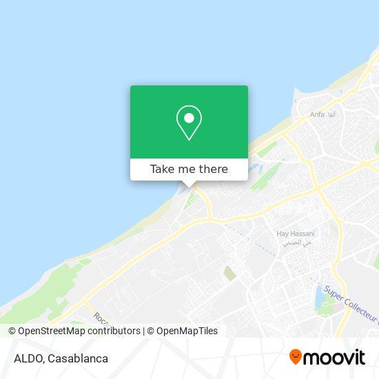 ALDO map