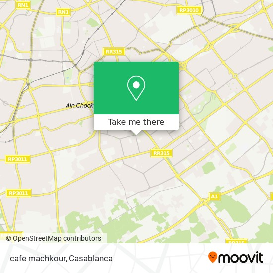 cafe machkour map