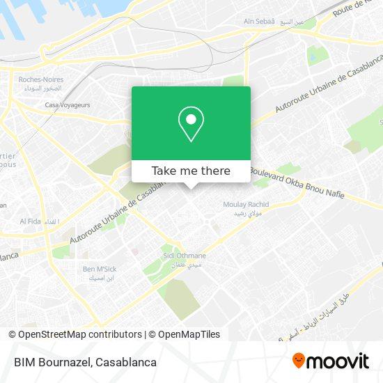 BIM Bournazel map