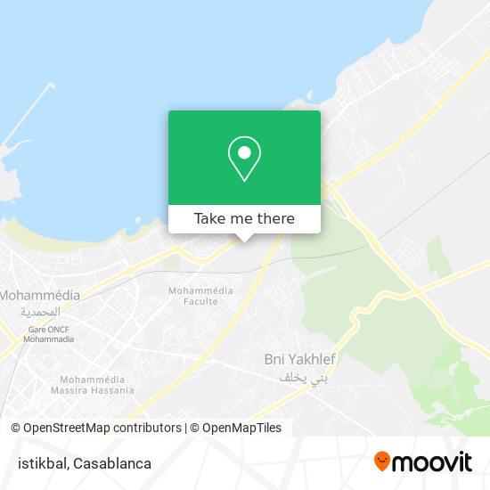 istikbal map