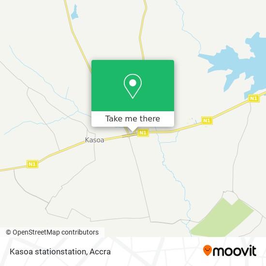 Kasoa stationstation map