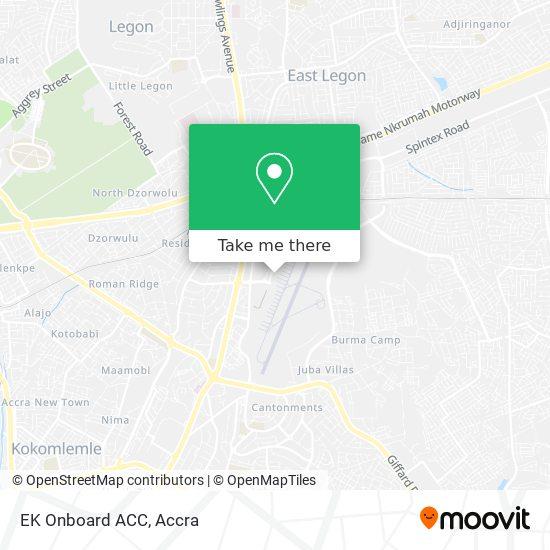 EK Onboard ACC map