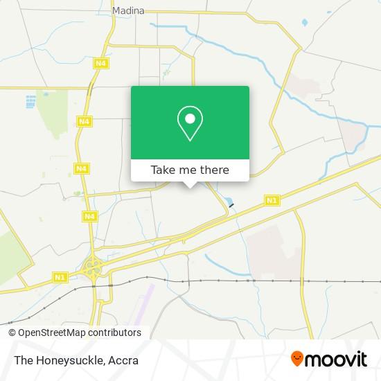 The Honeysuckle map
