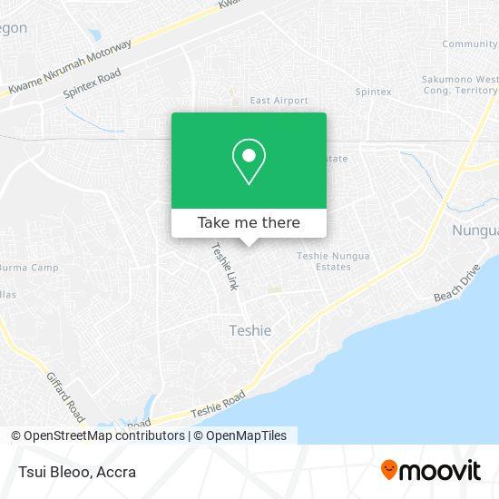 Tsui Bleoo map