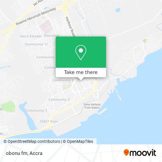 obonu fm map