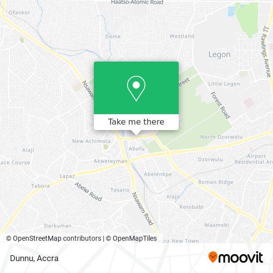 Dunnu map