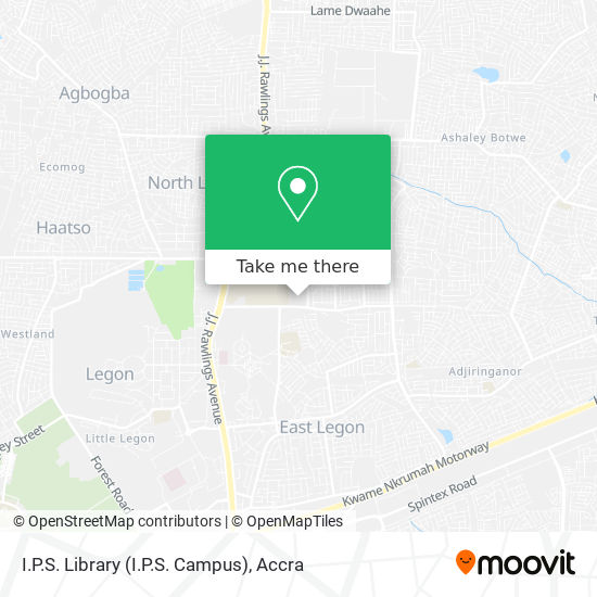 I.P.S. Library (I.P.S. Campus) map