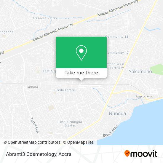 Abranti3 Cosmetology map