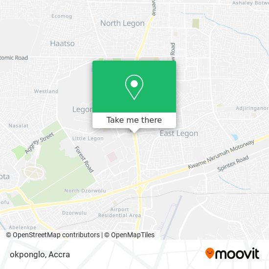 okponglo map