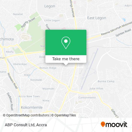 ABP Consult Ltd map