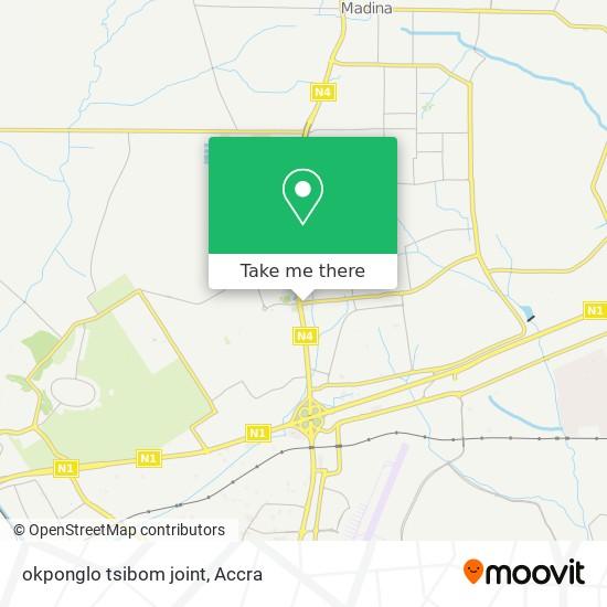 okponglo tsibom joint map