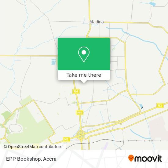 EPP Bookshop map
