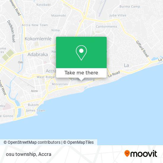 osu township map