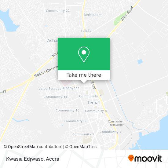 Kwasia Edjwaso map