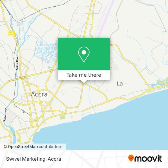 Swivel Marketing map