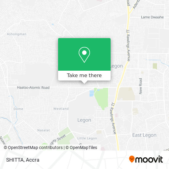 SHITTA map