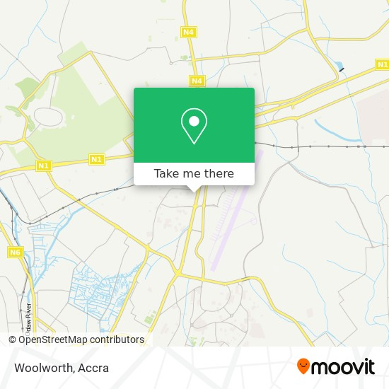 Woolworth map