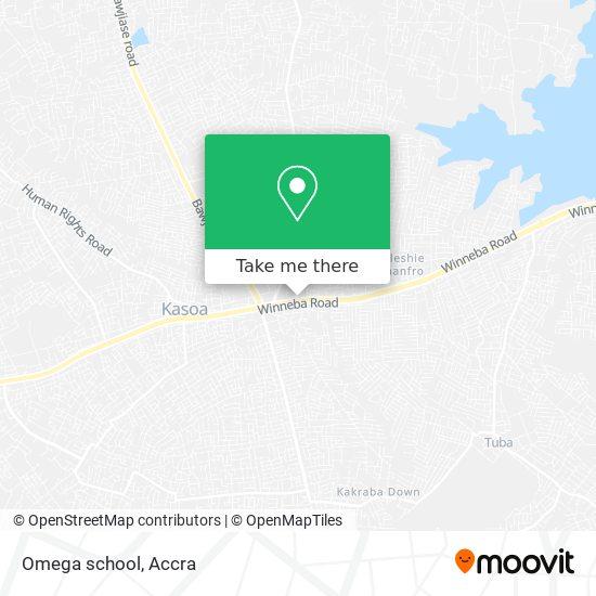 Omega school map