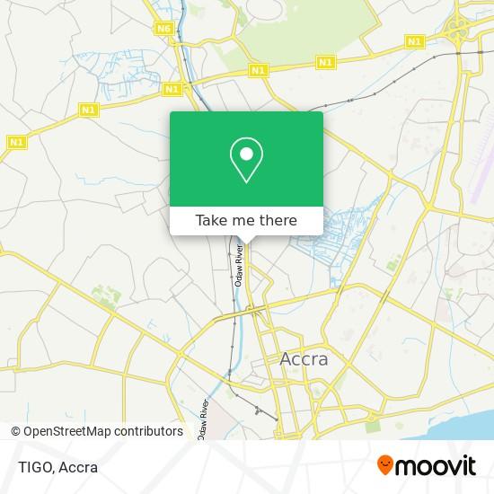TIGO map