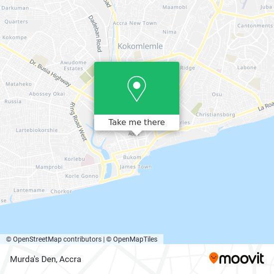 Murda's Den map