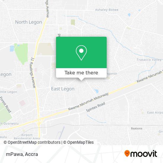 mPawa map