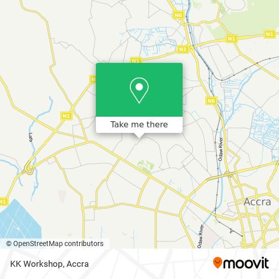 KK Workshop map