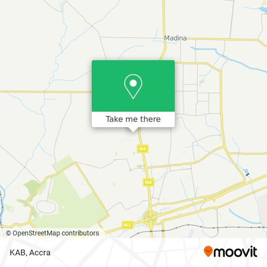 KAB map