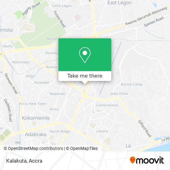 Kalakuta map
