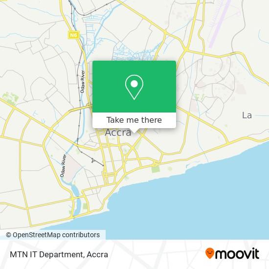 MTN IT Department map
