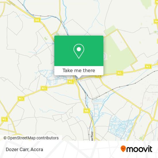Dozer Carr map