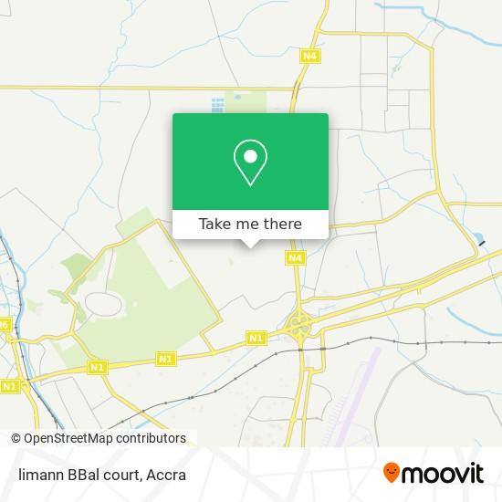 limann BBal court map