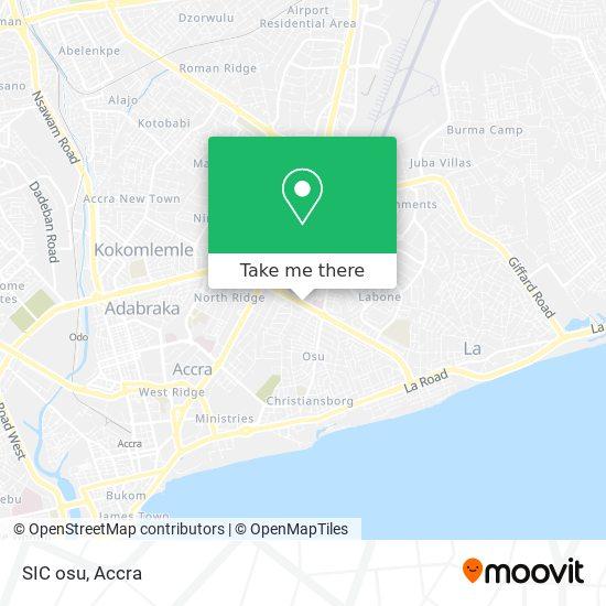 SIC osu map