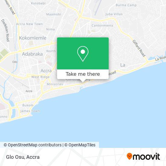 Glo Osu map