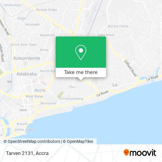 Tarven 2131 map