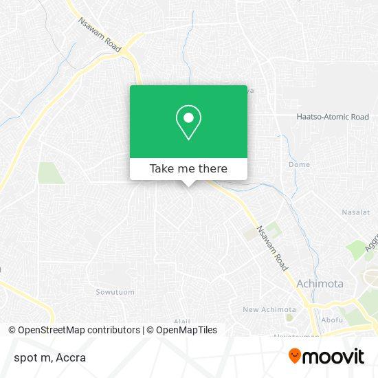 spot m map