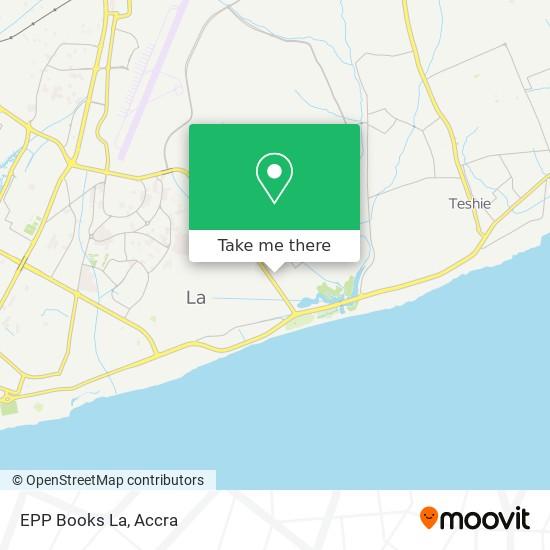 EPP Books La map