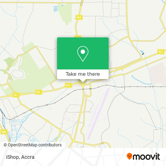 iShop map