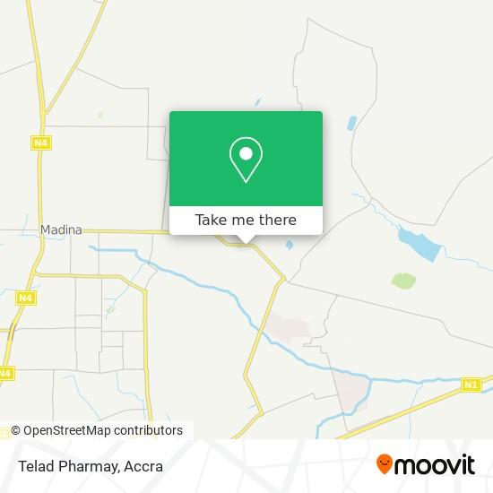 Telad Pharmay map