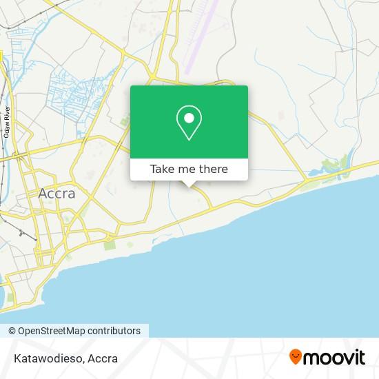 Katawodieso map