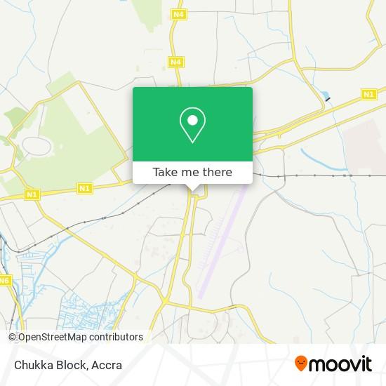 Chukka Block map