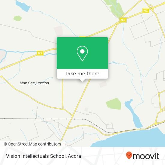 Vision Intellectuals School map