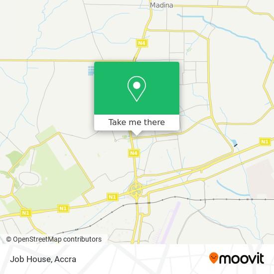 Job House map
