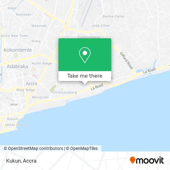 Kukun map