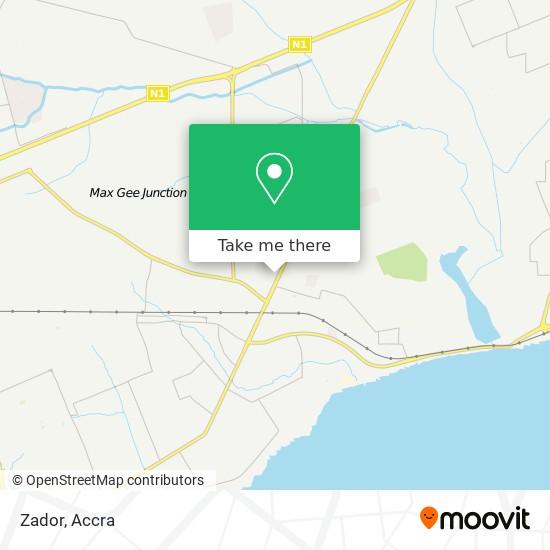 Zador map